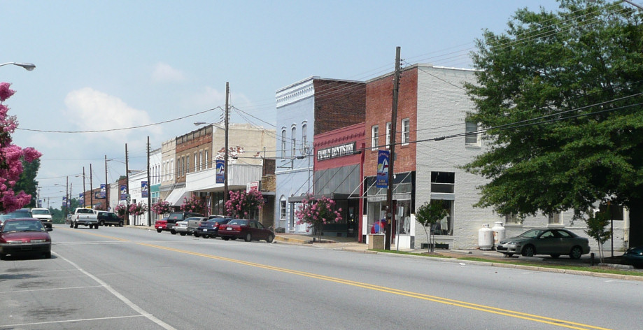 Town of Littleton Main Street
