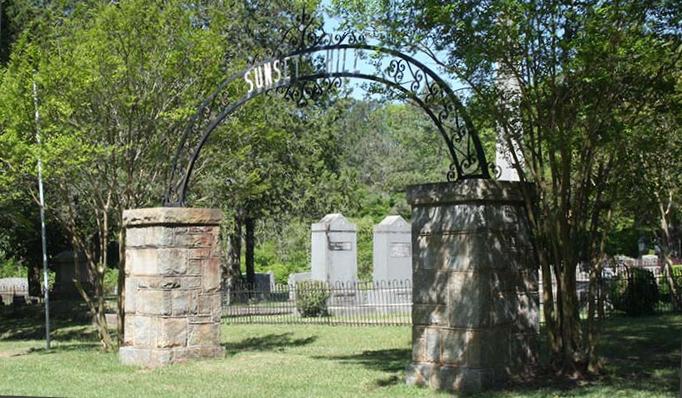 Sunset Hill Cemetery
